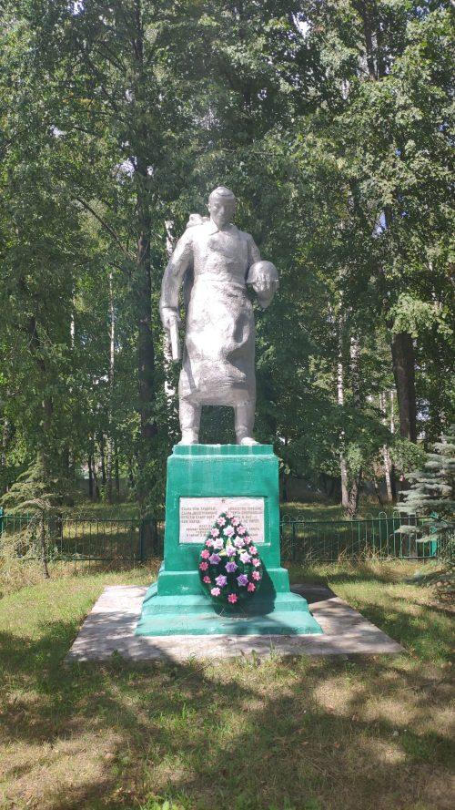 Елионка памятник ВОВ