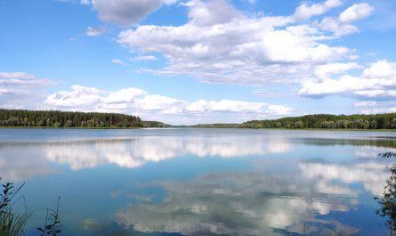 Озеро Брус Стародубский район