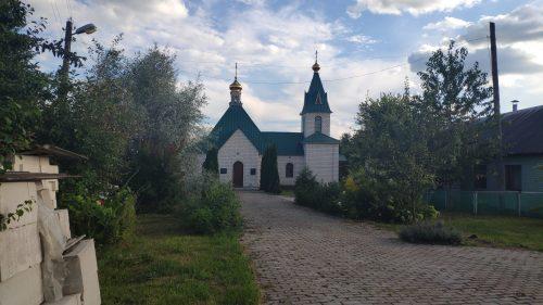 Храм Воронок