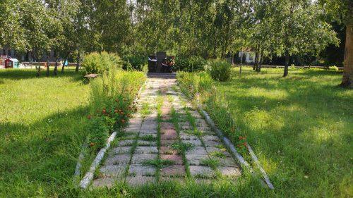 Великая Отечественная Война село Воронок