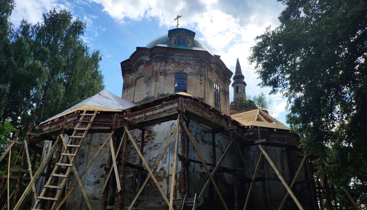 Храм Солова